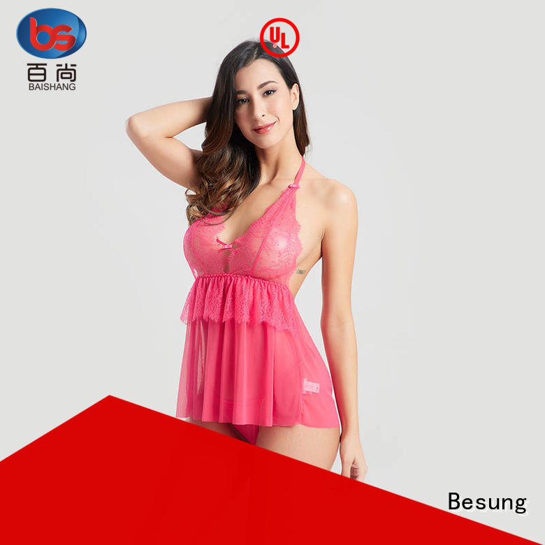 Besung design female bodysuit bodysuit for wife