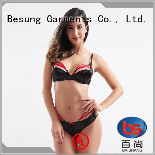 Besung hot-selling nude lingerie lingerie for wife