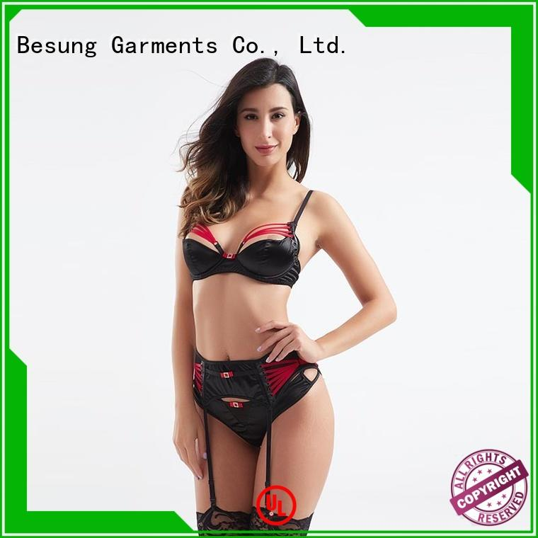 Besung quality exotic lingerie bulk production for lover