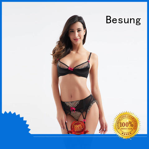 Besung fashionable wedding lingerie lace for lover