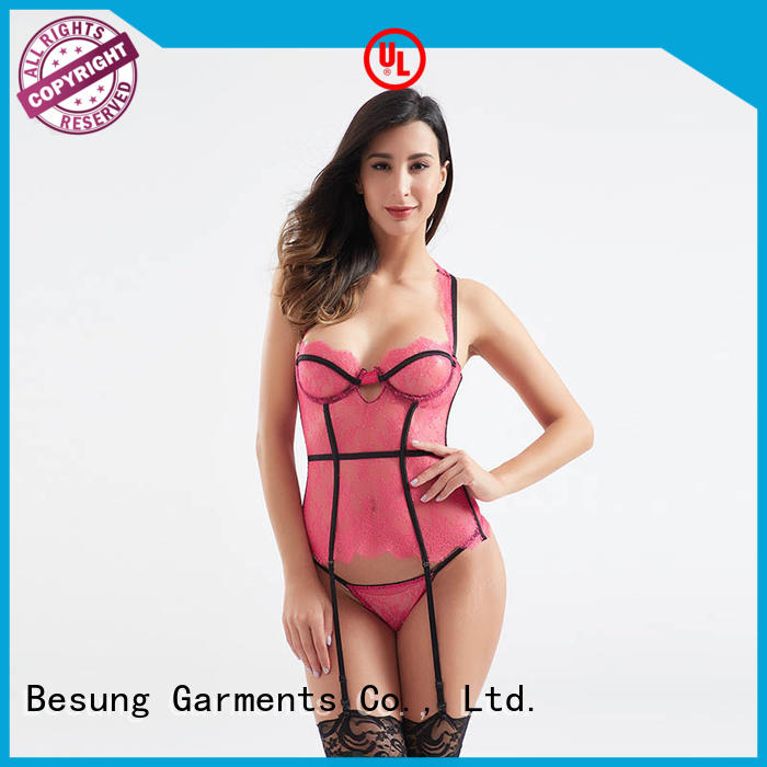 lace sexy bustier product for wife Besung
