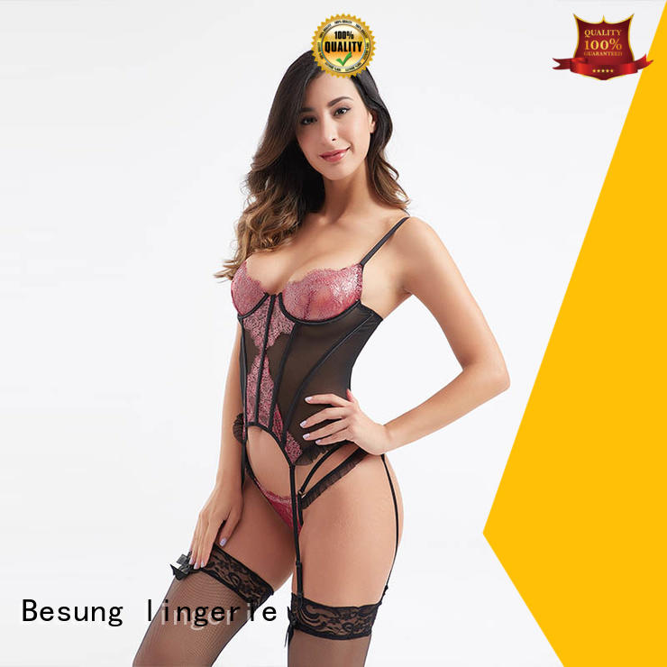 Besung hot-sale bustier top factory for lover