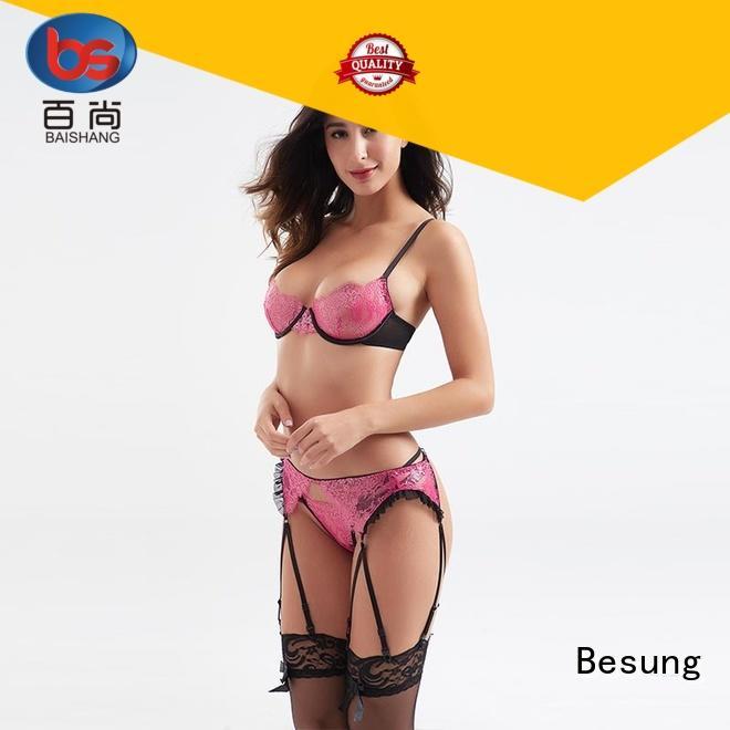 Besung transparent dreamgirl lingerie design for hotel