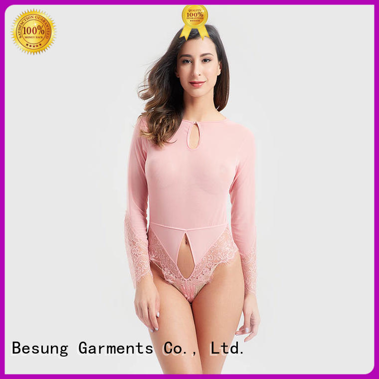 Besung industry-leading plus size lace bodysuit bodysuit for home