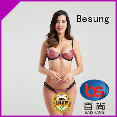 Besung threading cute lingerie color for lover