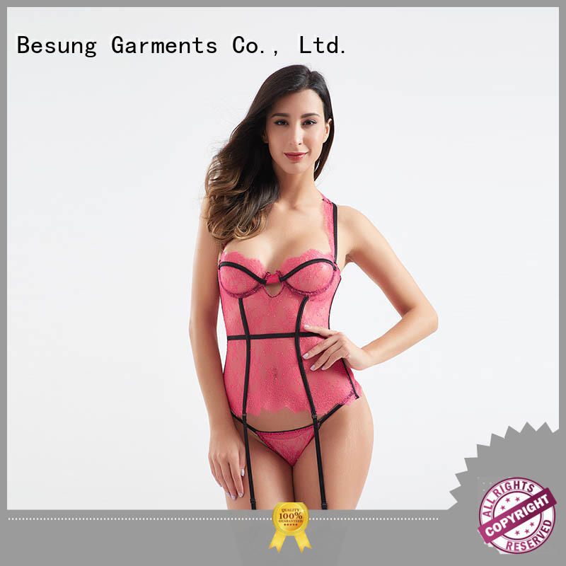 Besung oem corset bustier inquire now for lover