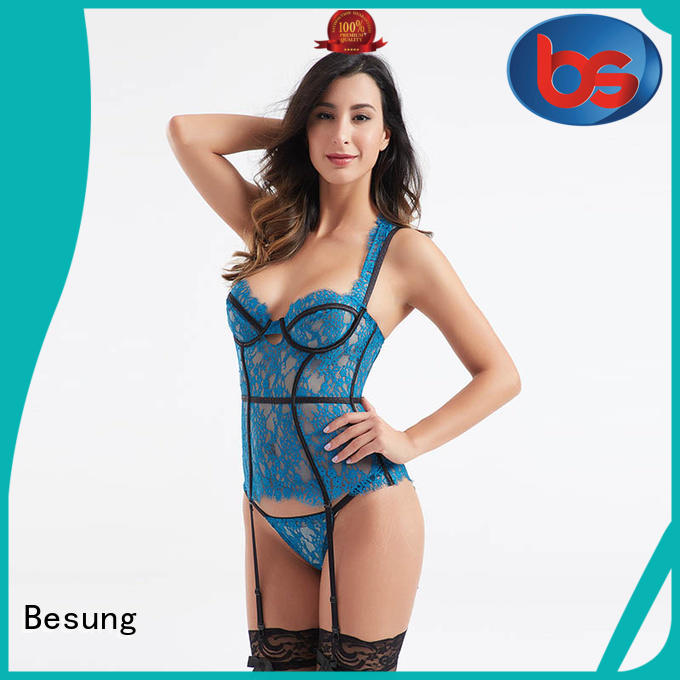 Besung custom bustier top wholesale for women
