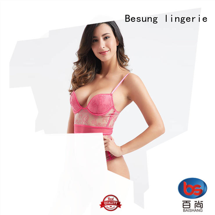 Besung new design bustier top product for home