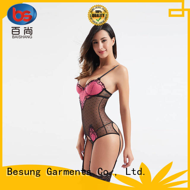 Besung underwear one piece lingerie inquire now for home
