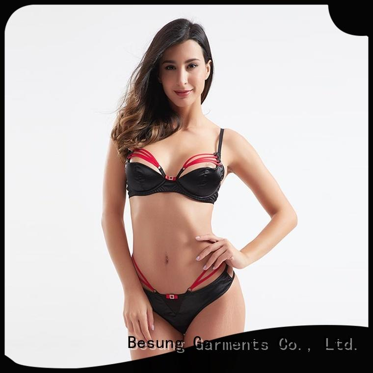 satin sexy lingerie fashion for lover Besung