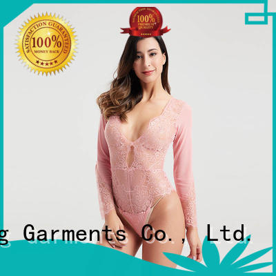 low price black mesh bodysuit dot factory for hotel