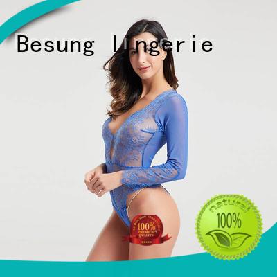 Besung hollow bodydoll sexy lingerie garter for women