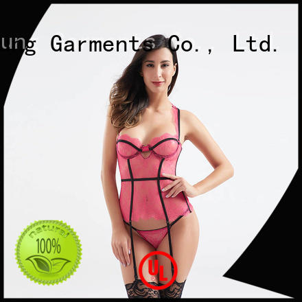 Besung high-quality sexy bustier decorative for lover