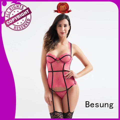 odm lace corset wholesale for hotel Besung