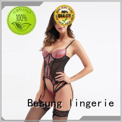 Besung bsq174 black corset top product for women