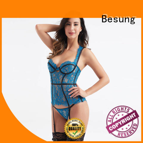 Besung lace plus size intimates wholesale for lover