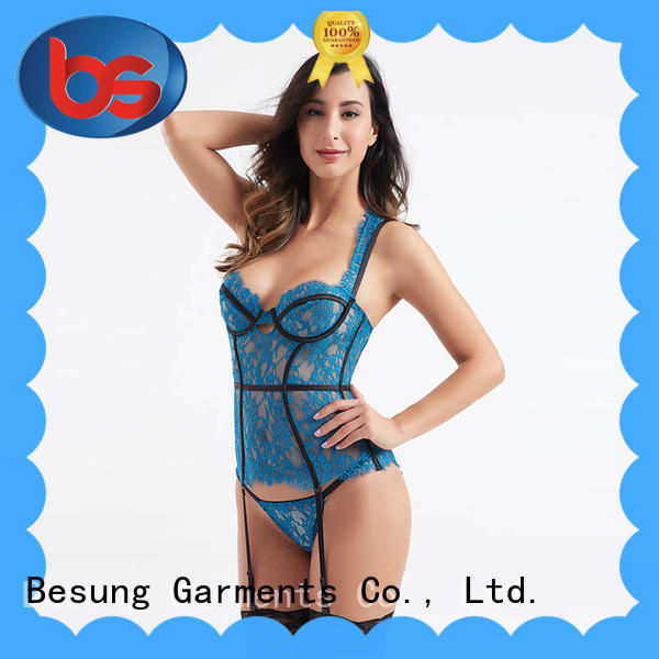 Besung garter lace corset from manufacturer for lover