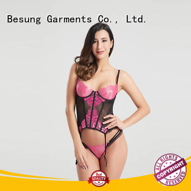 Besung decorative sexy bustier bsq174 for home
