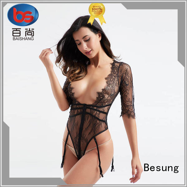 industry-leading strapless bodysuit backless production for wife