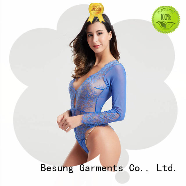 Newest style top & bottom hollow out mesh design sexy underwear BSQ170