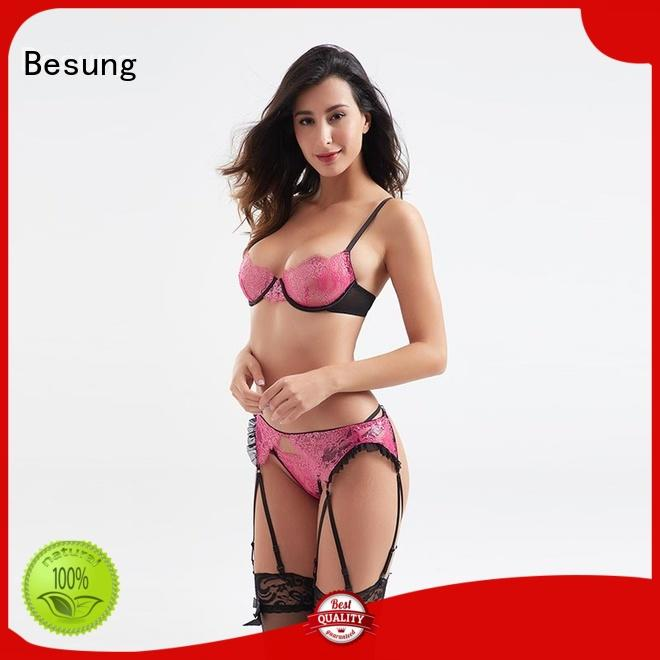 Besung centre silk lingerie free design for hotel