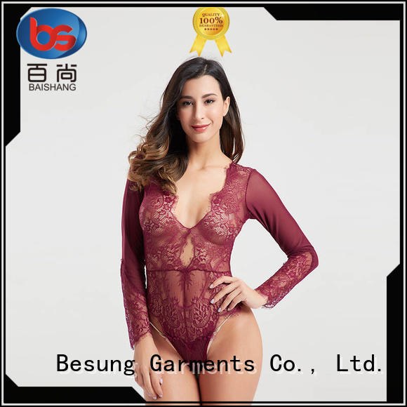 Besung out dressy bodysuit buy now for women