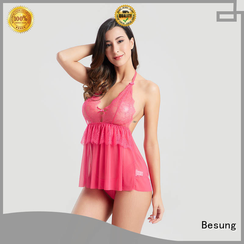 long plunge bodysuit for wholesale for women Besung