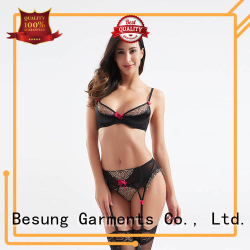 superior crotchless lingerie lace rope for women