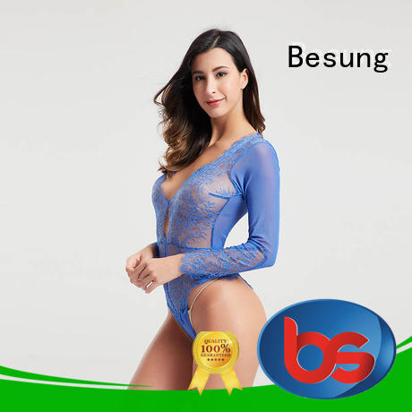 Besung simple design strappy bodysuit buy now for hotel