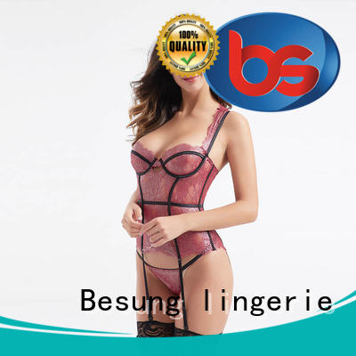 Besung garter sexy corset product for wife