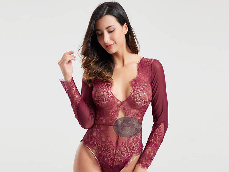 Besung bra tan bodysuit bodysuit for lover-3