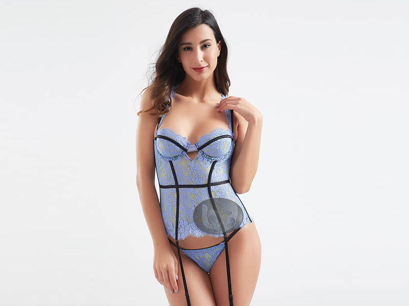 Besung exquisite sexy basque sale for women